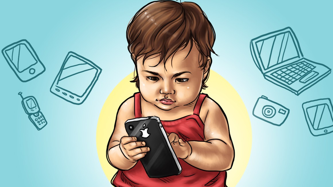 How Gadgets Affect Your Kids' Health